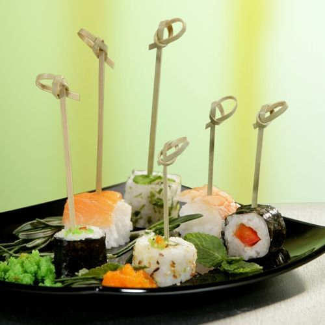 """Fingerfood-Spieße 6 cm """"Knoten"""" - Bild 2"""