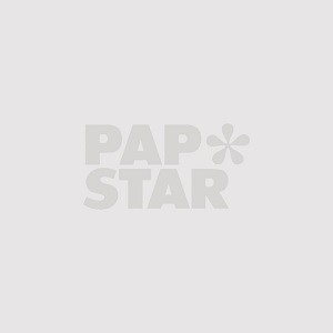 Teller- und Tassendeckchen rund Ø 10 cm weiss - Bild 1